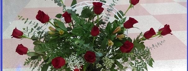 15 Roses.