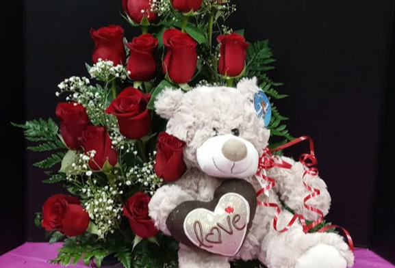 Love with Roses