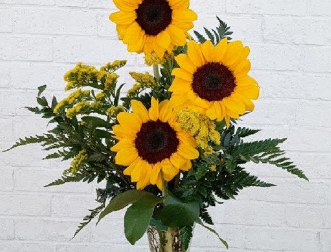 Estrella's Flower Shop Sunflowers