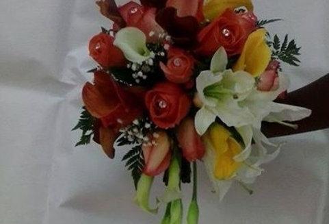 Wedding Unique Bouquet