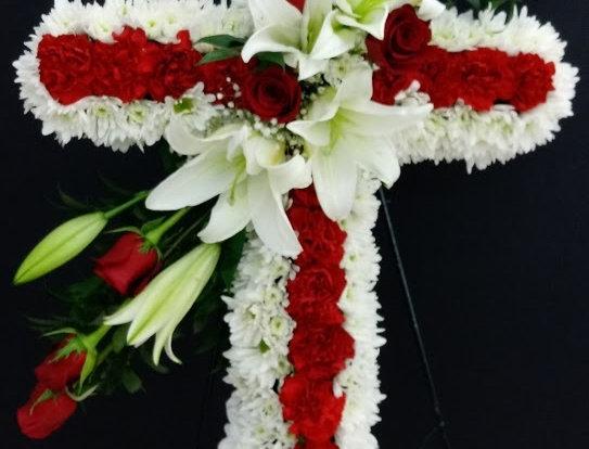 Funeral Cross.