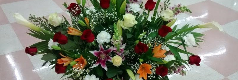 Funeral Service Flowers.