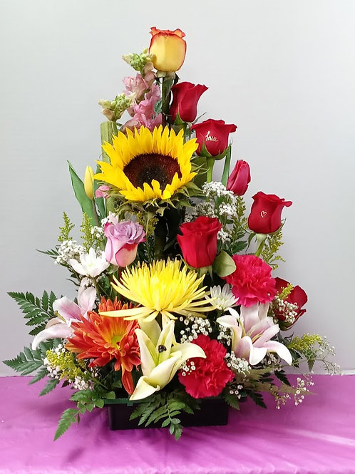 Celebration Flowers Online Dallas