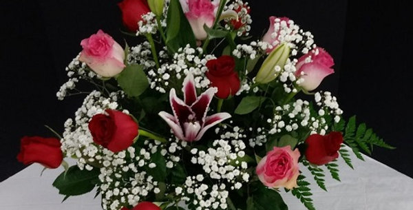 Classic roses design