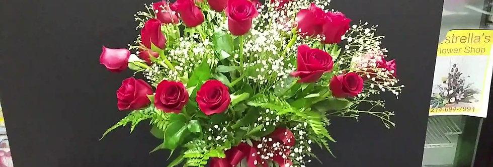 24 Roses.