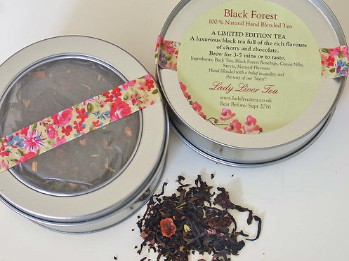 Limited Edition Tea - Black Forest