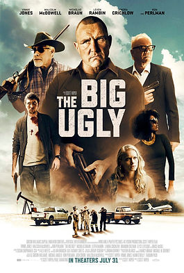 THE BIG UGLY poster Film by Scott Wiper.
