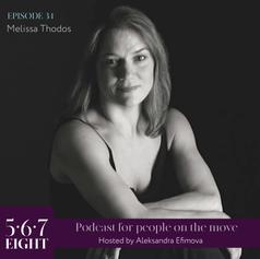 Episode 34 - Melissa Thodos