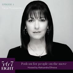 Episode 4 - Tania Moskalenko