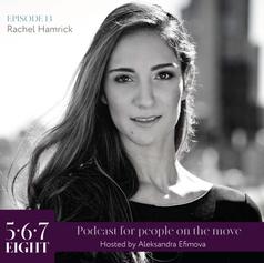 Episode 13 - Rachel Hamrick
