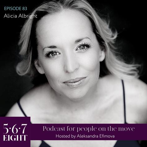 Episode 83 - Alicia Albright