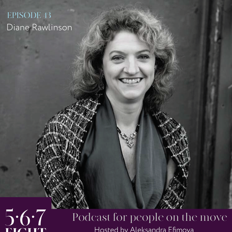 Episode 43 - Diane Rawlinson