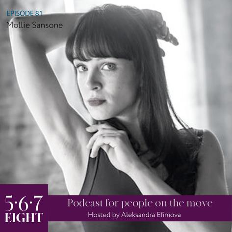 Episode 81 - Mollie Sansone