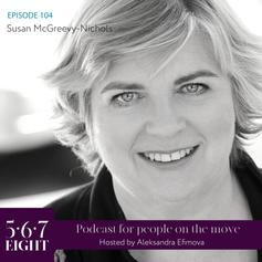 Episode 104 - Susan McGreevy-Nichols