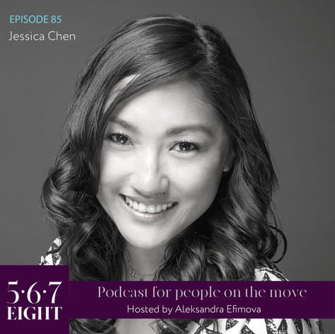 Episode 85 - Jessica Chen