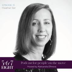 Episode 35 - Heather Iler