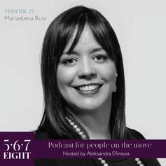 Episode 25 - Mariaelena Ruiz