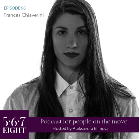Episode 98 - Frances Chiaverini & Robyn Doty
