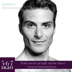 Episode 32 - Derrick Agnoletti