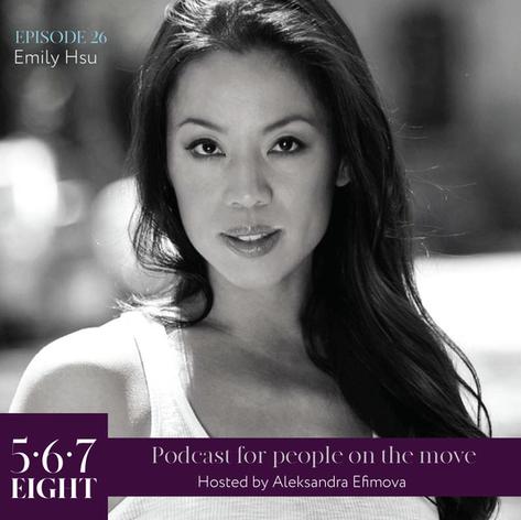 Episode 26 - Emily Hsu