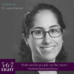 Episode 28 - Dr. Leda Ghannad