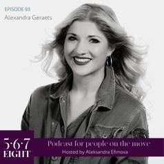 Episode 93 - Alexandra Geraets