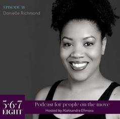Episode 38 - Donielle Richmond