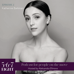 Episode 2 - Katherine Barkman