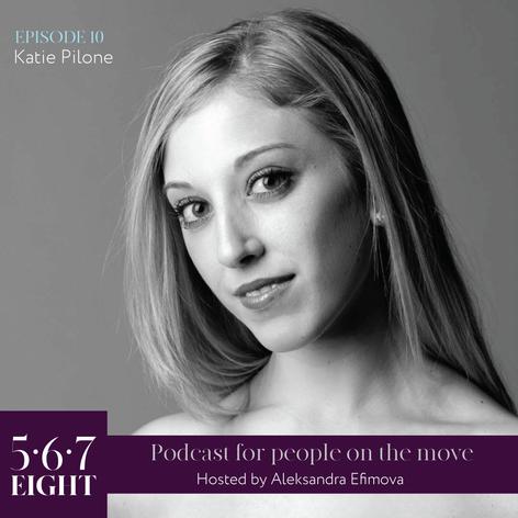 Episode 10 - Katie Pilone
