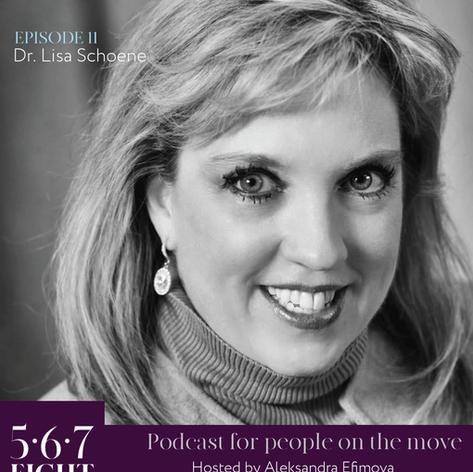 Episode 11 - Dr. Lisa Schoene