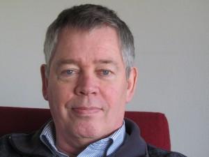 Dick Stellingwerf waarnemer op Schiermonnikoog