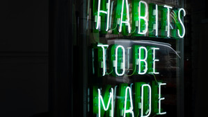 How To Build A New Habit