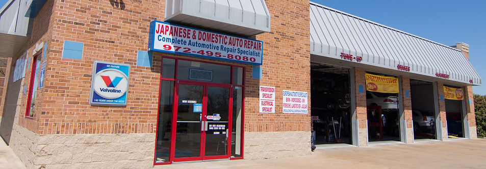 Japanese & Domestic Auto Repair, BMW & Mercedes Diagnostics in Garland