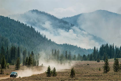Wildfire smoke triggers allergies in Flagstaff and Northern Arizona