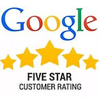 Weve been given all 5 star customer reviews