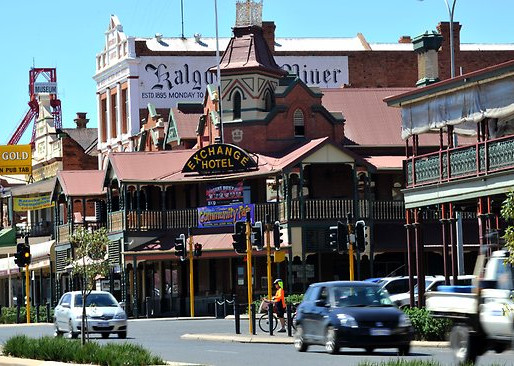 GOLDFIELDS DAMA FOR THE BUSINESSES IN GOLDFIELDS REGIONS