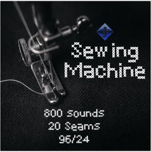 "New SFX Library: ""Sewing Machine"""