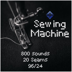 """New SFX Library: """"Sewing Machine"""""""