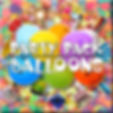 Party Pack Logo #2 BALLOONS (800x800).jp