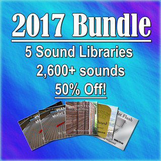 "New SFX Bundle: ""2017 Bundle"""