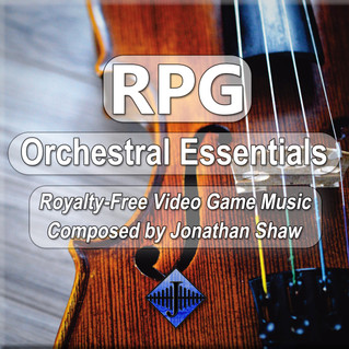 """New Music Library: """"RPG Orchestral Essentials Bundle"""""""