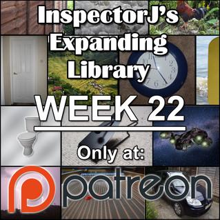 """Sunday """"Sounday"""" (Week 22) - """"Ambience Spaceship Interior Loop"""""""