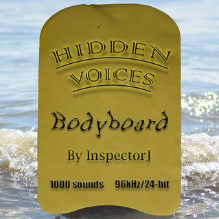 "New SFX Library: ""Hidden Voices: Bodyboard"""