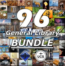 "New SFX Library: ""96 General Library"""