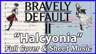 Halyconia: Home of the Spring Breeze | Bravely Default 2 | Sheet Music