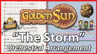 The Storm | Golden Sun | Orchestral Arrangement