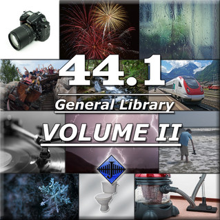 "New SFX Libraries: ""44.1 General Library (Volume II)"" and ""44.1 General Library Bundl"
