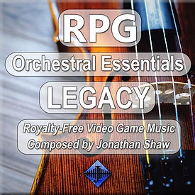 RPG Orchestral Essentials - Logo #3 (Leg