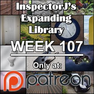 """Sunday """"Sounday"""" (Week 107) - """"Explosion"""" & """"Footsteps"""""""