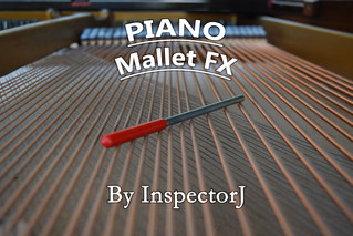 """New SFX Libraries: """"Piano, Mallet Strikes and FX"""" and """"Wooden Fence, Destruction&quot"""